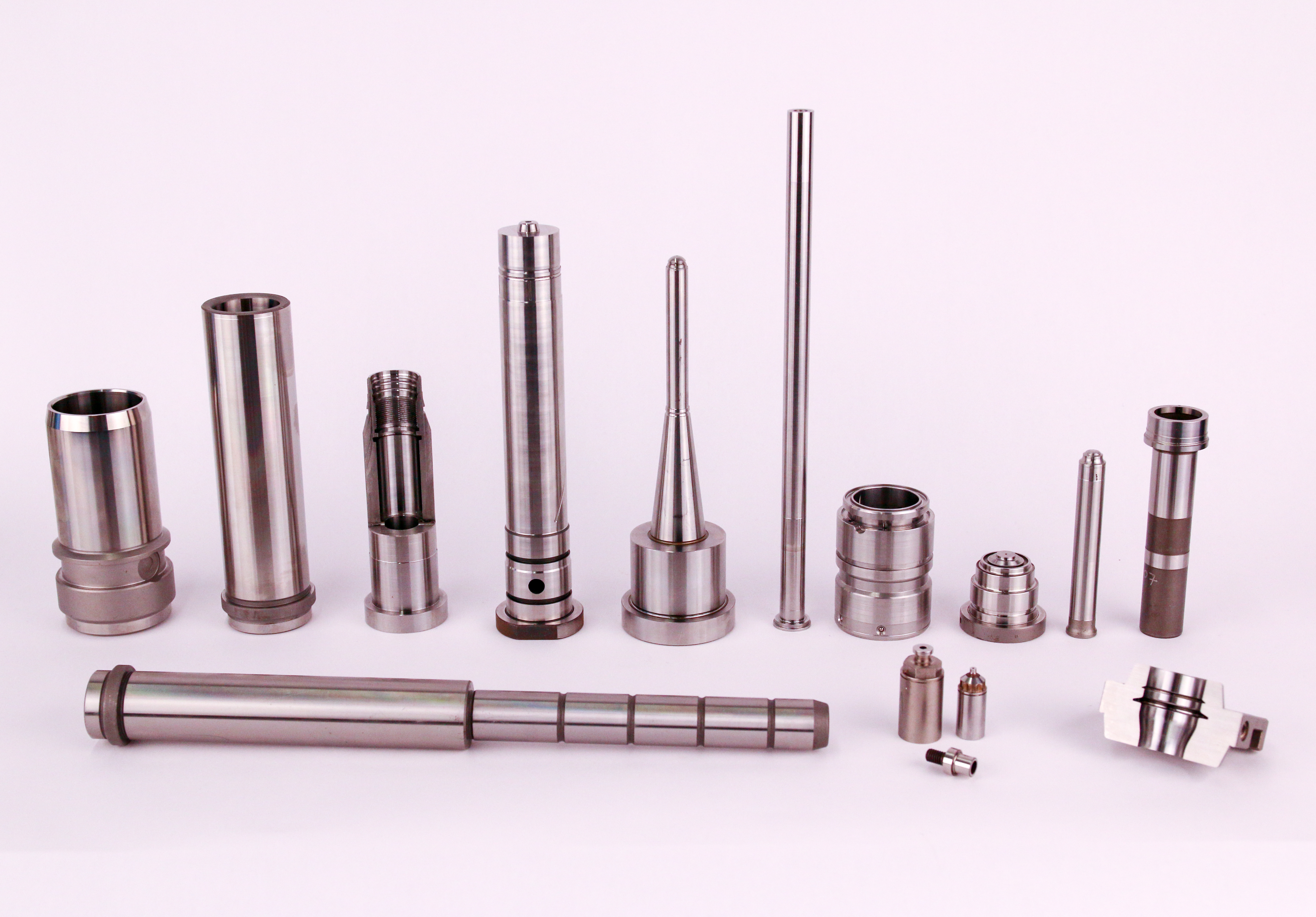 Workpiece examples